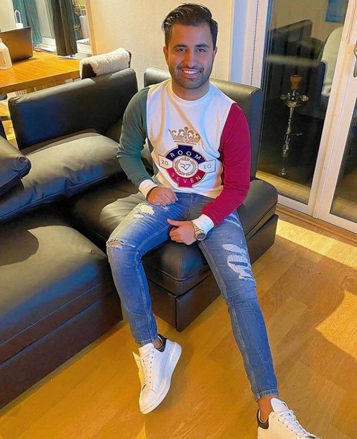 ماهان بغدادی در کدام تیم بازی می کند