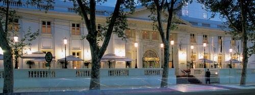#10 Park Hyatt Mendoza Casino در آرژانتین