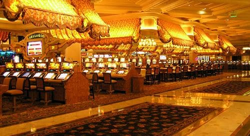 The Bellagio Hotel and Casino کازینو مجلل در لاس وگاس