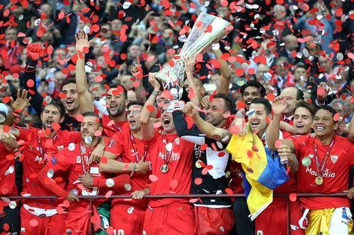 بیشترین قهرمانی در لیگ اروپا