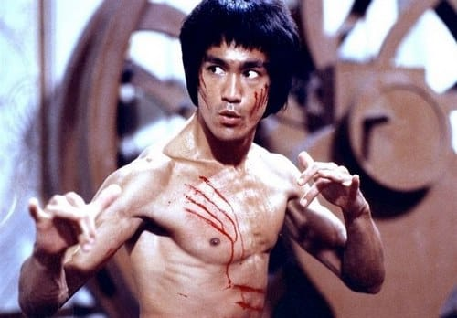 بوروس لی جنگجو