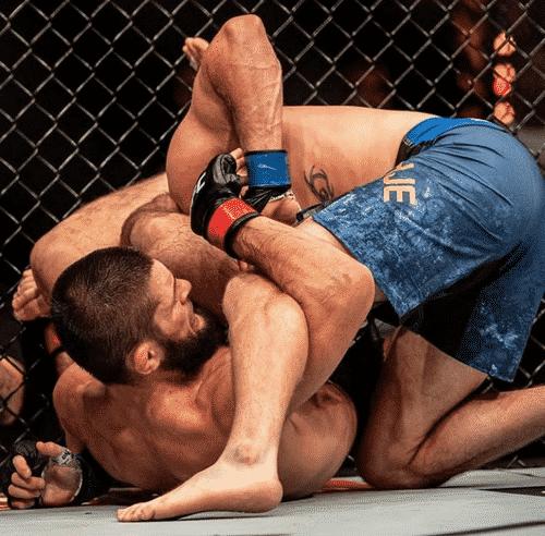 دلیل خداحافظی حبیب نورماگومدوف از UFC