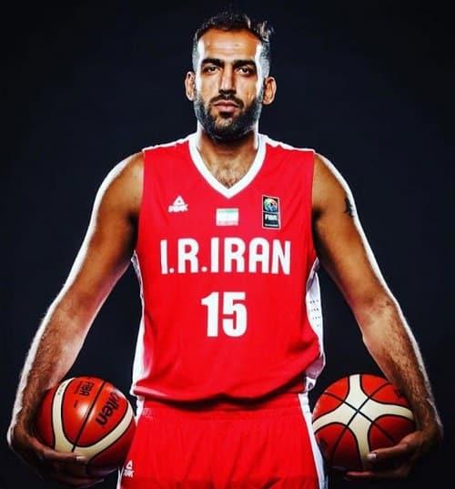 حامد حدادی در کدام ورزش فعالیت می کند