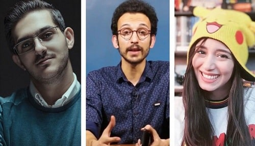 لیست اینفلوئنسر های ایرانی