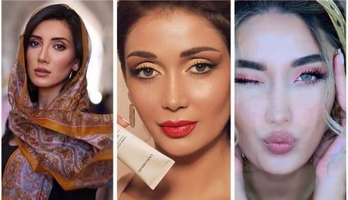 رامینا ترابی جوان ترین مدل ایرانی
