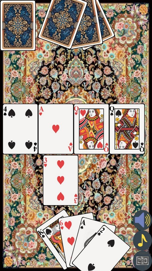 قوانین بازی چهار برگ