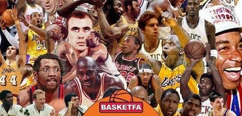 معرفی 10 بازیکن برتر بسکتبال