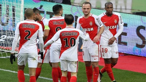 موفقیت های باشگاه موناکو