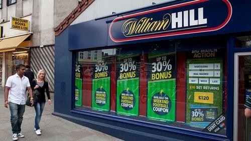 بنگاه شرط بندی william hill