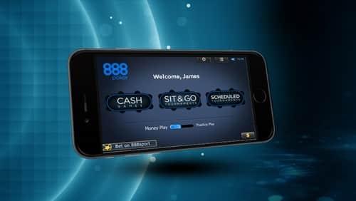 دانلود اپلیکیشن 888 Poker