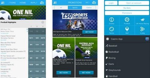آدرس جدید سایت sportingbet