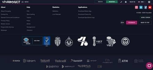 پیش بینی فوتبال Vivarobet