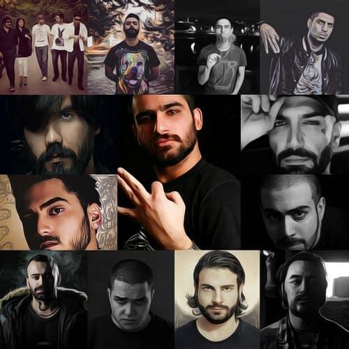 مشهورترین رپرهای ایرانی خارج از کشور