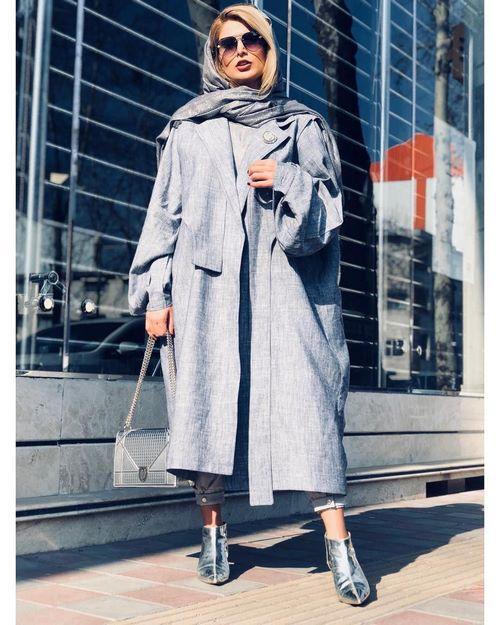 شبنم مولوی اولین مدل زن ایرانی