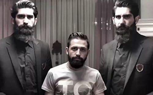 جذاب ترین سلبریتی های مرد ایرانی