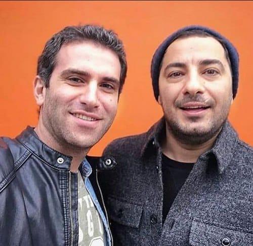 جذاب ترین سلبریتی مرد ایرانی کیست