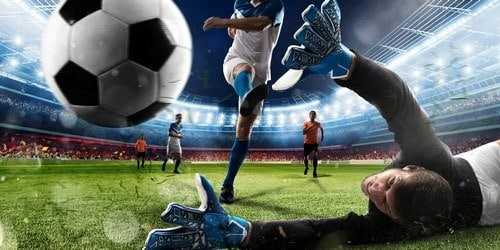 آنالیز نتایج فوتبال تضمینی برای برد پیش بینی زنده