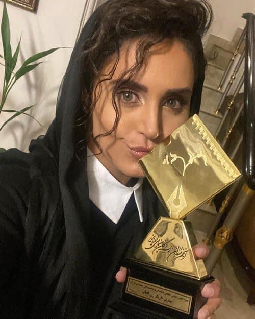 محبوب ترین سلبریتی بازیگر ایرانی