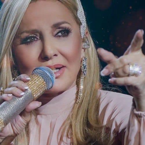 پرحاشیه ترین خواننده زن