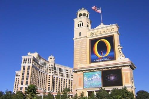 بازی های کازینویی Bellagio casino  چیست؟