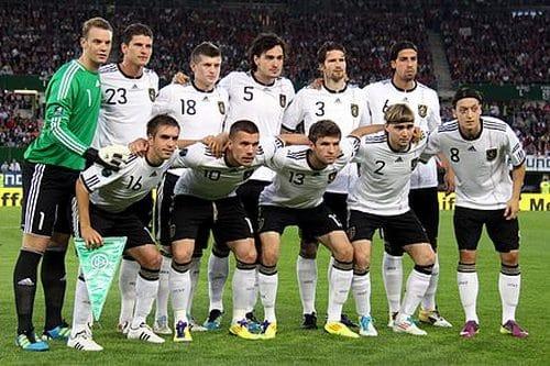 بهترین بازیکنان 5 تیم برتر آلمان چه افرادی هستند؟