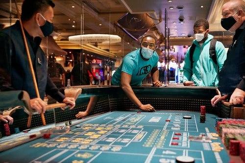 عکس های Bellagio casino  چگونه است؟