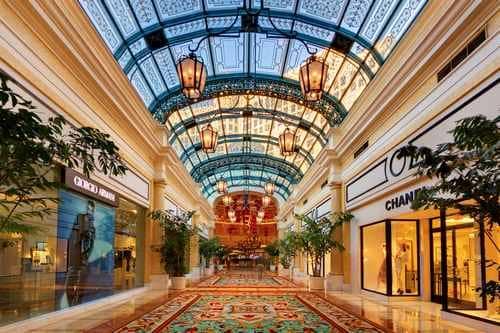 کازینو Bellagio casino  کجاست؟