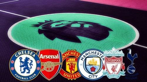 بازی های رو در روی 5 تیم برتر لیگ جزیره