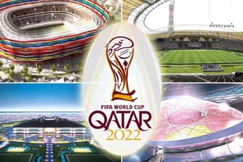 بازی های مقدماتی جام جهانی 2022 ایران