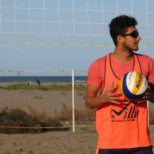 قوانین والیبال ساحلی چیست؟