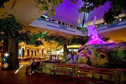 بازی پوکر در Foxwoods resort casino