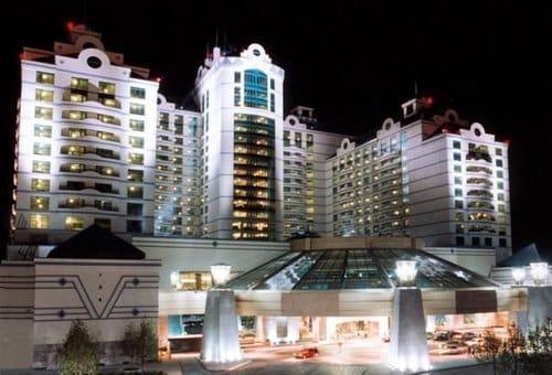 ویژگی های Foxwoods resort casino