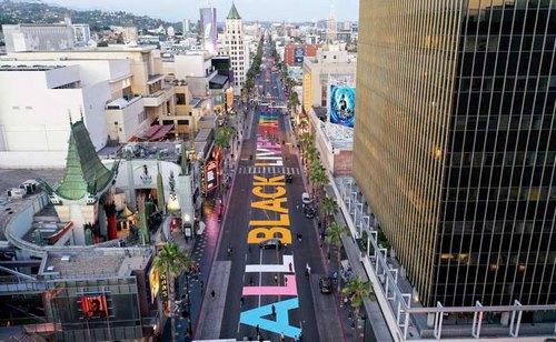 شهر هالیوود کجاست؟