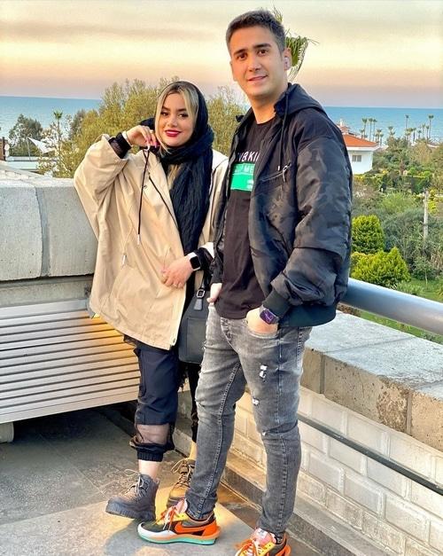 محمدرضا استوان و فاطمه ارجمندی