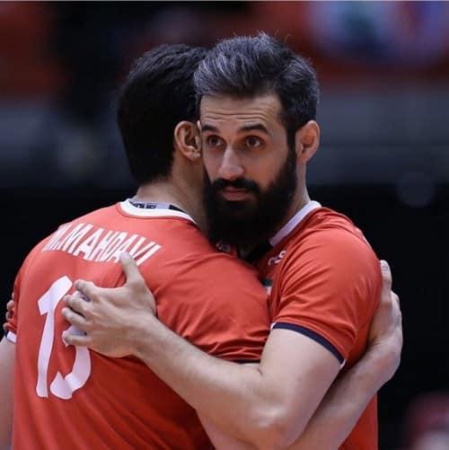 خداحافظی سعید معروف بعد از بازی های المپیک