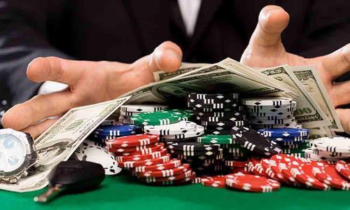 قماربازی عاقبت دارد؟